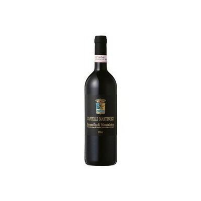 【よりどり6本以上、送料無料】 Martinozzi Brunello di Montalcino 750ml