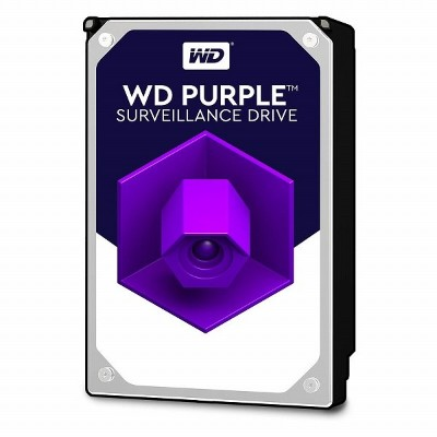 WesternDigital WD40PURZ WD Purple SATA6Gb/s 64MB 4TB Intellipower 3.5inch AF対応【バルク品】
