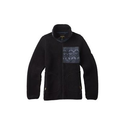 Burton Bombay Full-Zip Fleece 2017FW TRUE BLACK