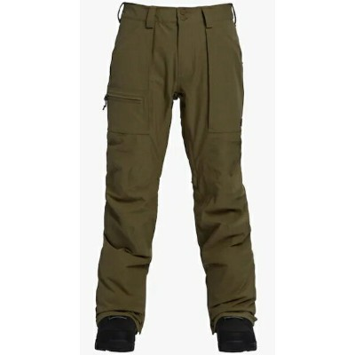 Men's Burton Southside Pant - Regular Fit 2019FW Forest Night