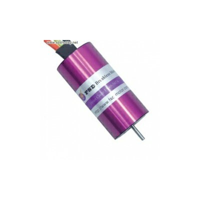 FSDブラシレスモーター(FSD 540-3674 KV1845 Inrunner Brushless Motor for RC Boat)3674-1845
