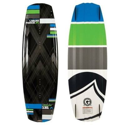 2013 LIQUID FORCE WAKEBOARD HARLEY GRIND 131 リキッドフォース