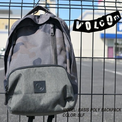 VOLCOM ボルコム BASIS POLY BACK PACK バックパック セール 30%off