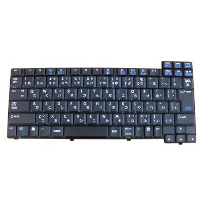 HP:nc8200/nc8220用 ノートパソコン キーボード 新品 黒 NSK-C650J 〔対応機種〕・NC8200/・NC8220/・NW8200/・NW8220