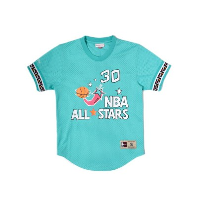 【送料無料】MITCHELL & NESS MESH CRENECK ALL-STAR EAST 96 PIPPEN #30【BA84AFASETBRZ-TEAL】