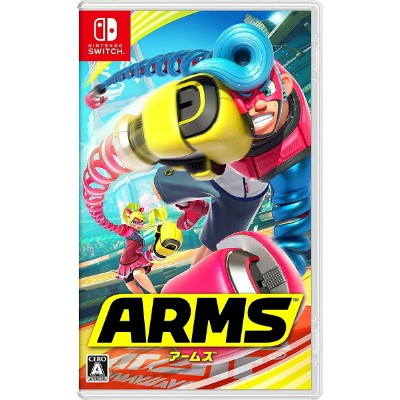Nintendo Switch ソフト「ARMS」