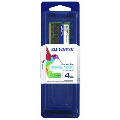 ADATA エーデータ Premier PC3L-12800 DDR3L-1600 4GB (512Mx8) SO-DIMM 低電圧 ノートPC用メモリ ADDS1600W4G11-S