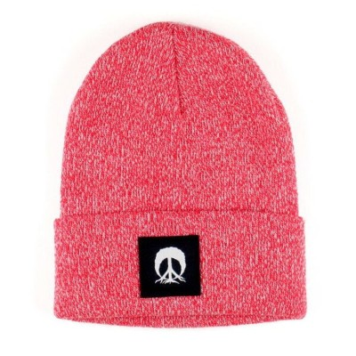 Gnarly Jersey Beanie Red Marble ビーニー 送料無料