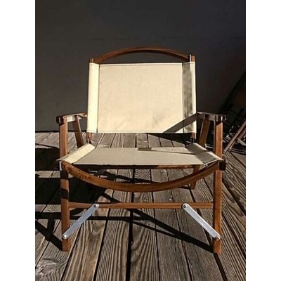 Kermit Chair Company カーミットチェアー Walnut x Beige ウォールナット×ベージュ The Kermit Chair - Hand Made in Tennessee