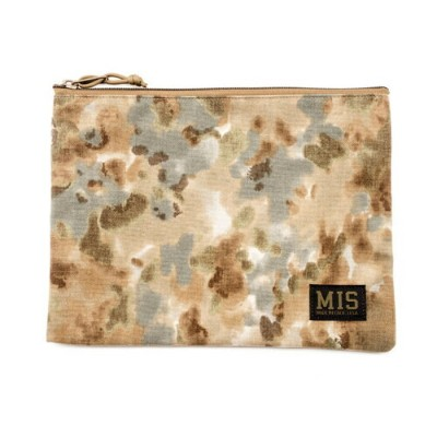 ■MIS(エムアイエス)■TOOL POUCH(L) 1001-Covert Desert■MADE IN CALIFORNIA