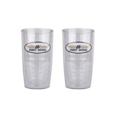 Titleist Tervis Tumblers with BV Wings Logo タイトリスト ボーケイ ロゴ入り タンブラー 2個セット