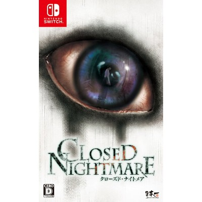 【ふるさと納税】 Nintendo Switch CLOSED NIGHTMARE / Nintendo Switch ゲームソフト