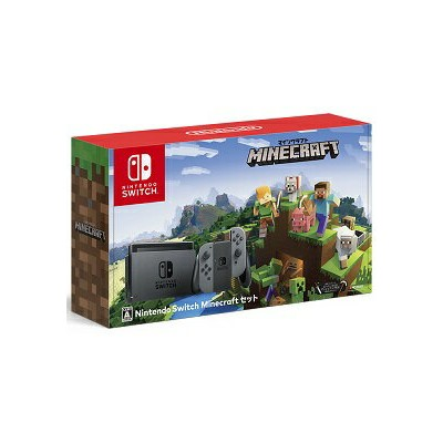 【新品】Nintendo Switch Minecraftセット