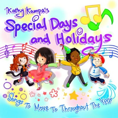 Kathy Kampa's Special Days and Holidays CD