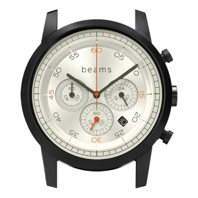 wena wrist Chronograph Premium Black WD -beams edition- Headソニー Sony スマートウォッチ IoT iOS Android...