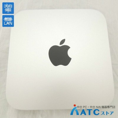 【中古デスクトップパソコン】Apple/Mac Mini/MD388J/A/Core i7 2.3GHz/HDD 1TB/メモリ 4GB/Mac OS X 10.8【良】