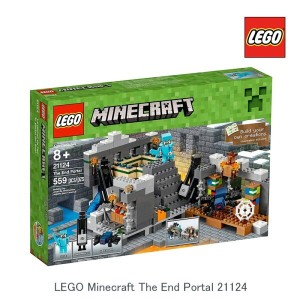 レゴマインクラフト21124 LEGO Minecraft The End Portal