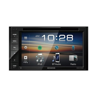 DDX4190BT ケンウッド DVD/CD/USB/iPod /Bluetoothレシーバー2DIN KENWOOD