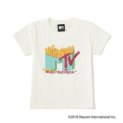 MUSICTELEVISIONTシャツ/ビールーム(キッズ)(b-ROOM)