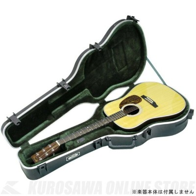 SKB Acoustic Dreadnought Deluxe Guitar Case [1SKB-18]《アコースティックギターケース》【送料無料】