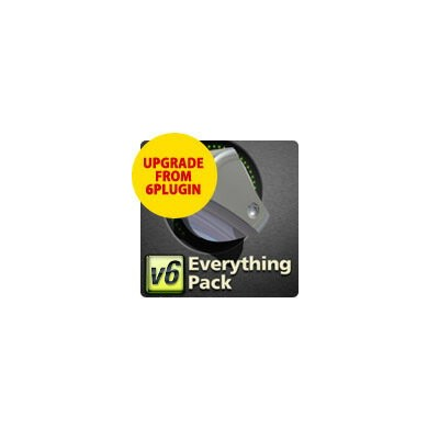 McDSP/Everything Pack HD v6.4 from Any 6 McDSP HD plug-ins【オンライン納品】