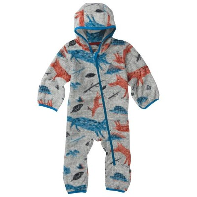バートン(BURTON) YOUTH MINI ONESIE unisex 18〜24M BIG BAD WOLF 1899710020