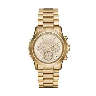 マイケルコース Michael Kors レディース 腕時計 時計 Michael Kors Women's Cooper Gold-Tone Watch MK6274