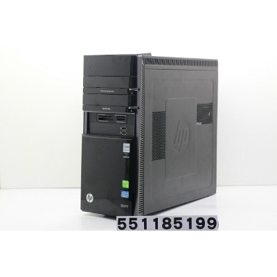 hp ENVY h8-1560jp Core i7 3770K 3.5GHz/16GB/1TB/Blu-ray/Win10/GeForce GTX660【中古】【20181116】