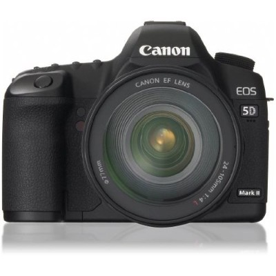 【中古】【1年保証】【美品】Canon EOS 5D Mark II EF 24-105 L IS