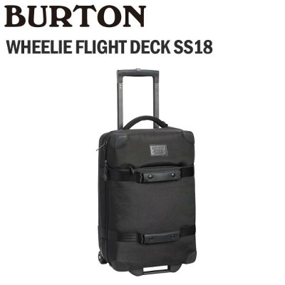 BURTON バートン キャリー WHEELIE FLIGHT DECK SS18