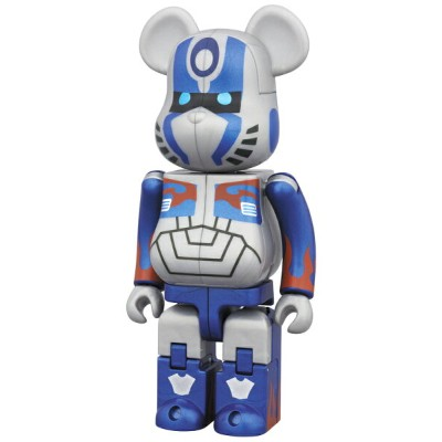 BE@RBRICK × TRANSFORMERS OPTIMUS PRIME(AGE OF EXTINCTION Ver.)