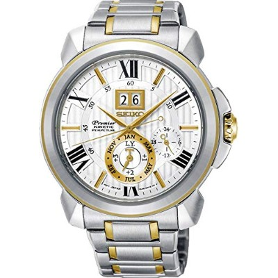 セイコー 腕時計 メンズ Seiko Men's SNP152 Silver Stainless-Steel Japanese Quartz Fashion Watchセイコー 腕時計 メンズ