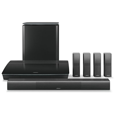 ホームシアター Bose Lifestyle 650 home entertainment system