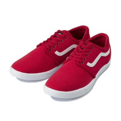 【VANS】 ヴァンズ VARIAL バリアル V2991SN 17FA RED