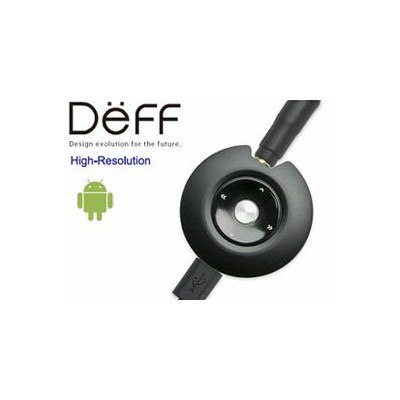 Deff Sound ポータブルヘッドホンアンプ for Android