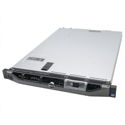 DELL PowerEdge R420 Xeon E5-2450 2.1GHz*2 96GB DVD-ROM AC*2 PERC H710P Mini 【中古】【20181216】