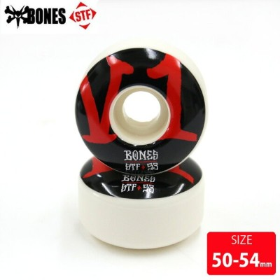 BONES WHEEL ボーンズ ウィール STF V1 SERIES 103A STANDARD 50-54mm SKATEBOARD スケートボード BW-189