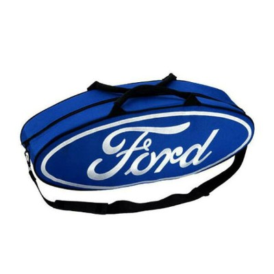 **Go Boxes Ford Oval Canvas Bag フォード オーバル キャンバス バッグ・アメ車・アメリカ・USA・ボストンバッグ・鞄・カバン・エンブレム