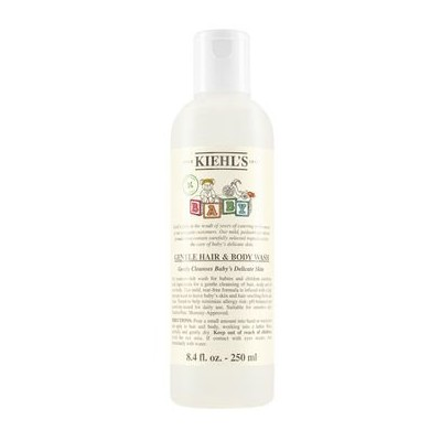 Kiehl's Gentle Hair and Body Wash and Cleanses Baby's Delicate Skin 8.4oz