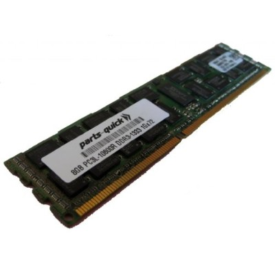 8GB DDR3 Memory Upgrade for Supermicro SuperBlade モジュール SBI-7126T-SH PC3L-10600R 1333MHz ECC レジスター...