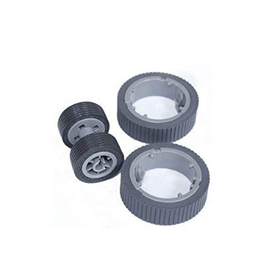 Slon新しいスキャナブレーキand Pick Roller Set for Fujitsu fi-7160 fi-7180 fi-7260 fi-7280パーツno : pa03670 – 0001