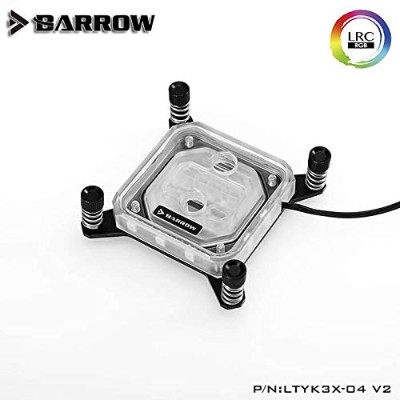 Barrow CPU Water Block for Intel LGA115x LTYK3A-04 V2