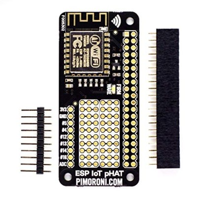 Pimoroni ESP8266 IoT pHAT for Raspberry Pi