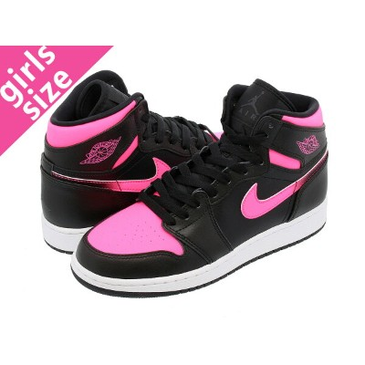 NIKE AIR JORDAN 1 RETRO HIGH GG ナイキ エア ジョーダン 1 レトロ ハイ GG ANTHRACITE/BLACK/HYPER PINK/WHITE 332148...