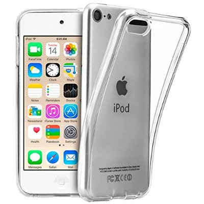 iPod touch ケース Apple ipod touch 6/ipod touch 5 カバー シリコン ソフト バンパー クリア衝撃吸収 スリム 軽量 傷防止iPod touch 6世代...