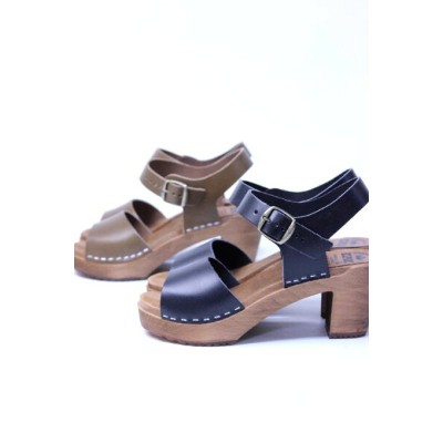 【Summer Sale】EXPERT(エキスパート)HIGHT HEEL ONE STRAP SANDAL NEP1513H【Lady's】