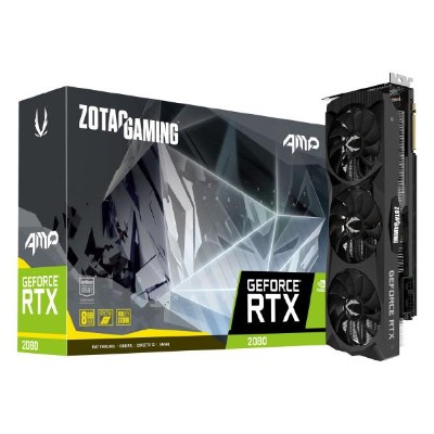 ZOTAC GAMING GeForce RTX 2080 AMP Edition ZTRTX2080-8GGDR6AMP [ZTRTX20808GGDR6AMP]