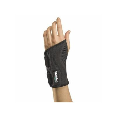 【ミューラー Mueller】FITTED WRIST BRACE JP PLUS 手首用 サポーター S〜M 左用 55038