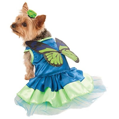 Rubie's Pet Costume, Large, Green and Blue Fairy by Rubie's