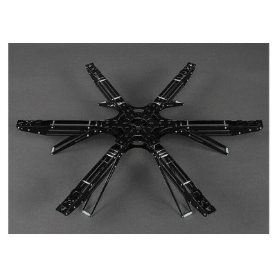 SIX Glass Fiber Hexcopter Frame 600mm